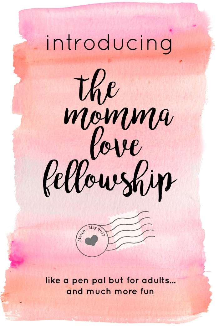 the momma love fellowship