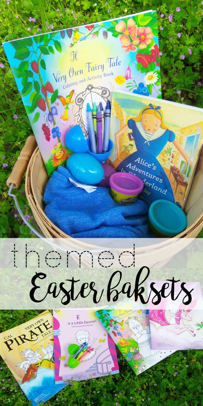 Easter baskets, I See Me! books, Spring, holidays, kids, personalized gifts