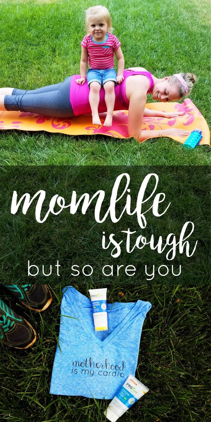 Momlife is tough, PROcure