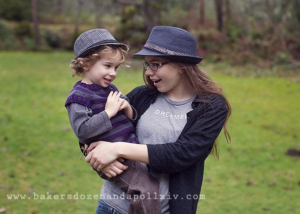 Tilly and apollo in Fedoras - baby t-shirt vest