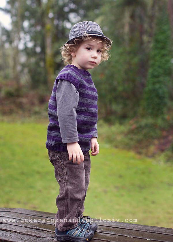 striped toddler t-shirt vest