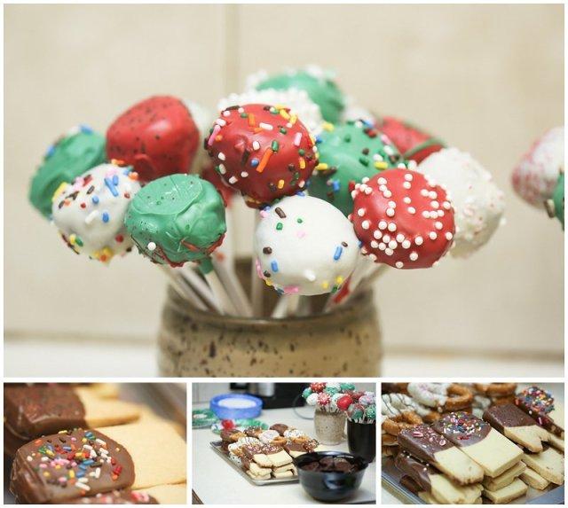 Christmas eve foods