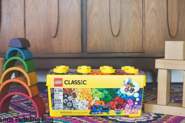 Learning with LEGO in your homeschool.