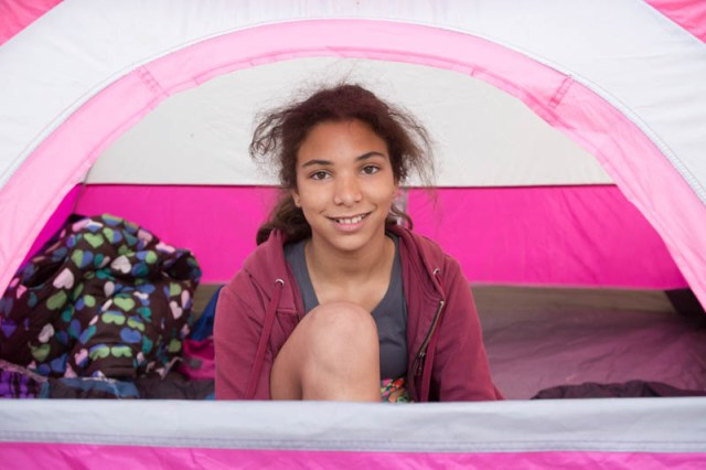Camping in the rain as a family can be fun as long as you have the right equipment.