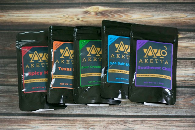 Interested in eating crickets? I recommend ordering this sample pack from Aketta.