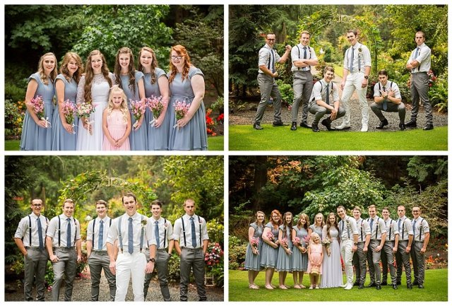Tilly and Jared's wedding was so perfect. And so them! Arty Couture Album Review.