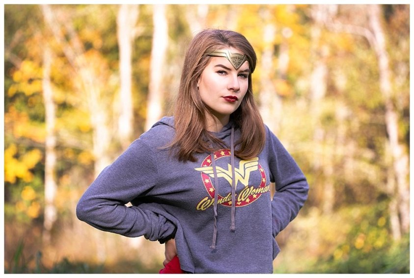 Wonder Woman Cosplay at it's best.
