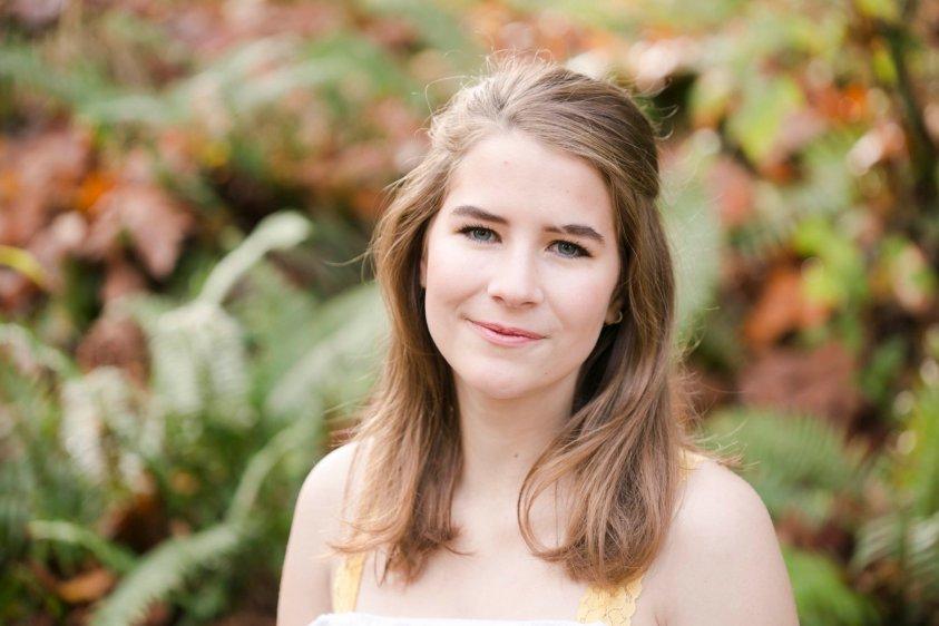 Kalina senior photos