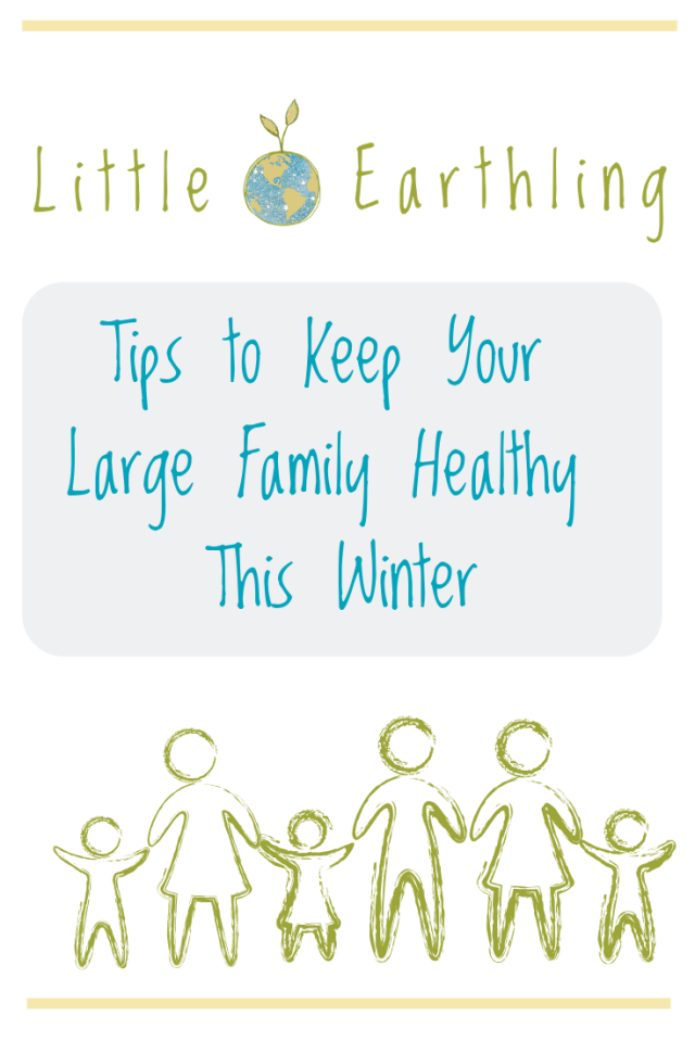 Tips on how to keep your family healthy this winter.