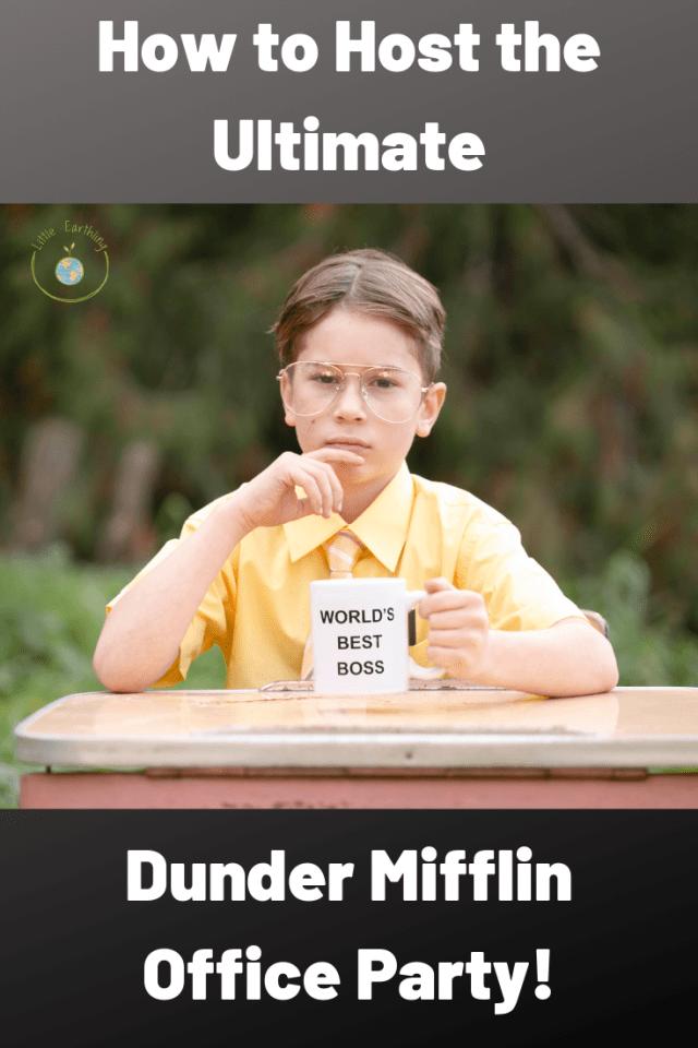 Dunder Mifflin: The Office Party Ideas