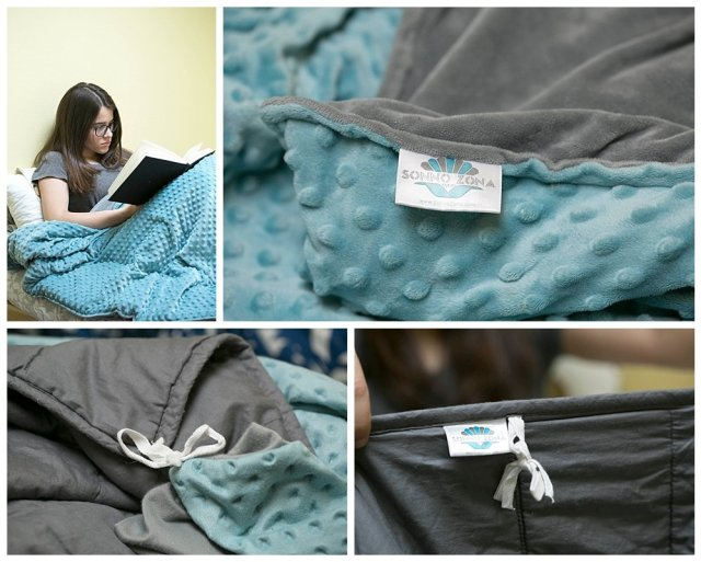 Sonno Zona weighted blanket review.