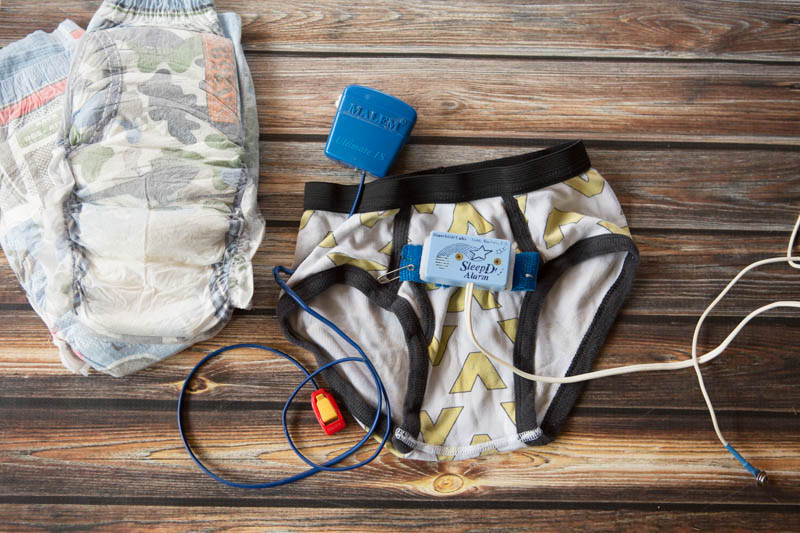 Do bedwetting Alarms work? Read about our experience here.