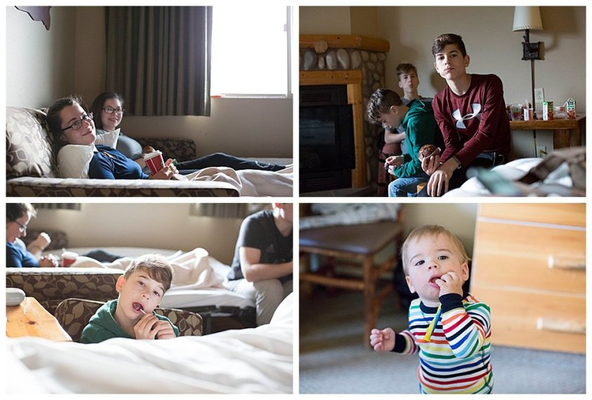 Great Wolf Lodge tips for large families.