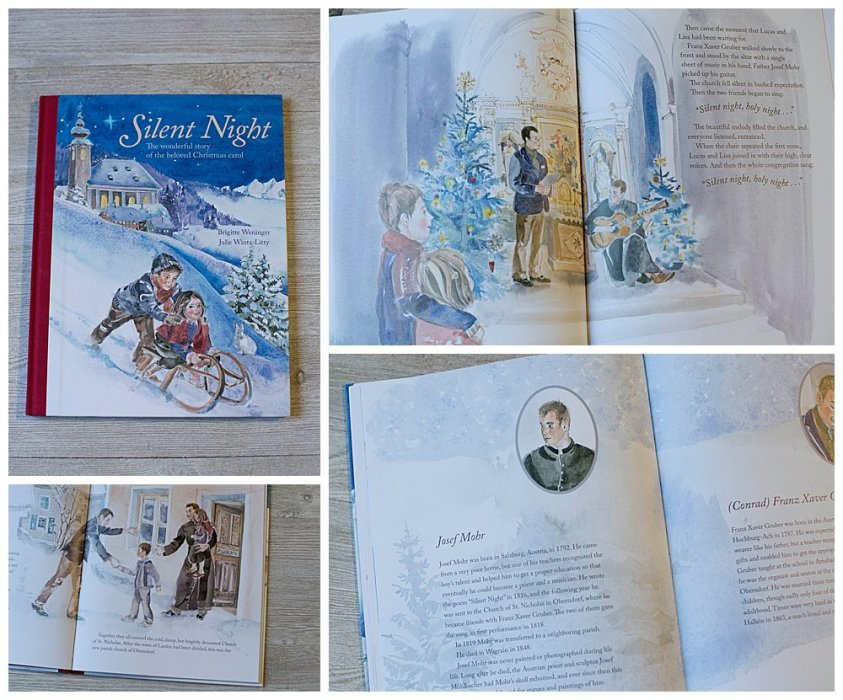 Silent Night the true story of our beloved Christmas carol.