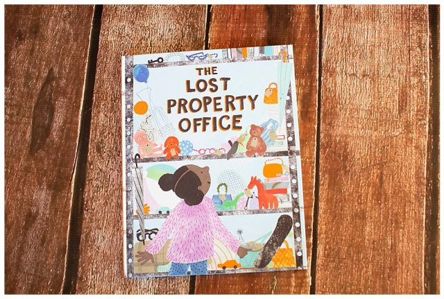 The Lost Property Office by Emily Rand review.