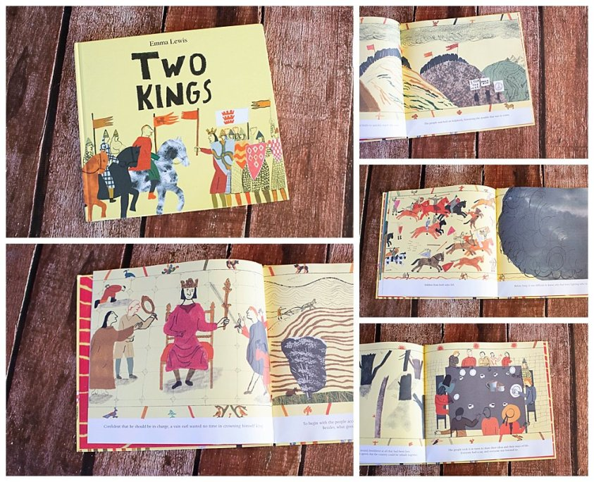 Two Kings by Emma Lewis Review.