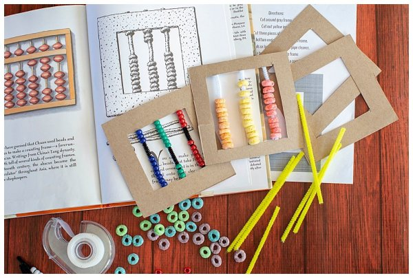 Warlord's Beads Book and STEM Activity