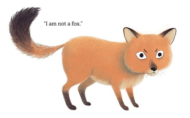 I Am Not a Fox by Karina Wolf review.