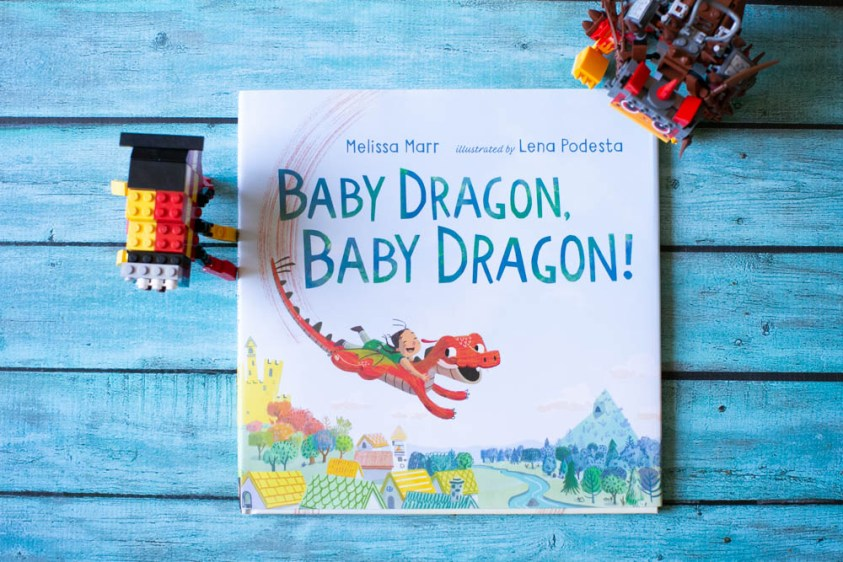 If you have a preschooler who loves dragons, Baby Dragon will delight him!
