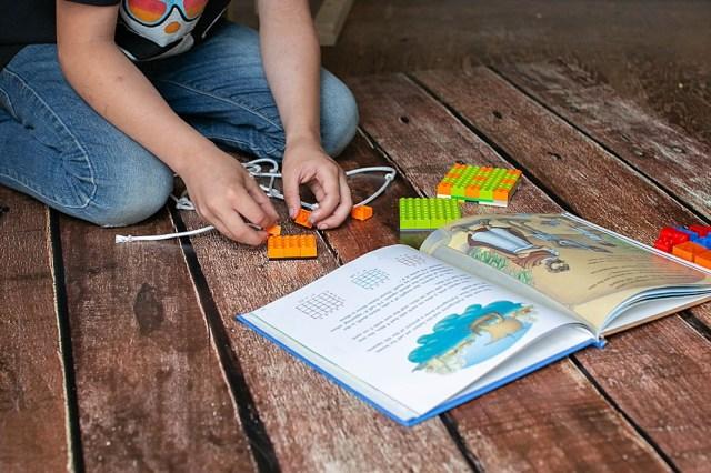 Fun LEGO STEM activities. Pythagorean Theorem Proof for Kids