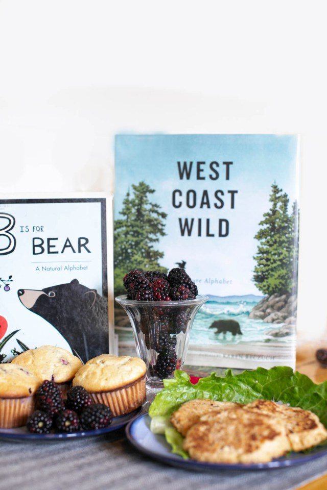 West Coast Wild: A Nature Alphabet Book
