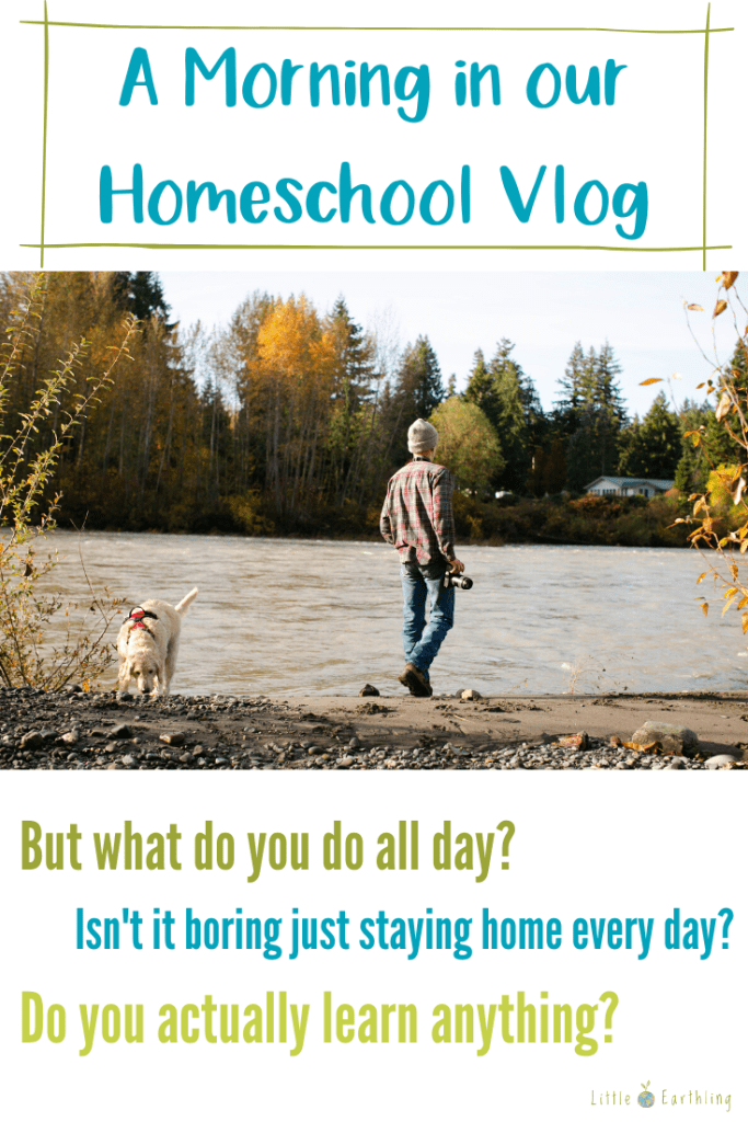 A morning in our homeschool vlog