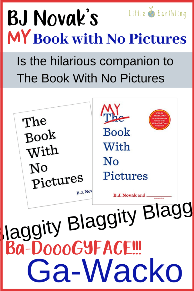 My Book With No Pictures by BJ Novak