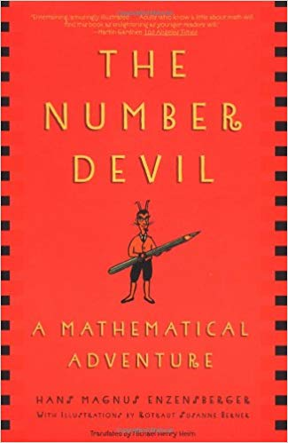 The Number Devil is a brilliant and witty book about math in our everyday lives.