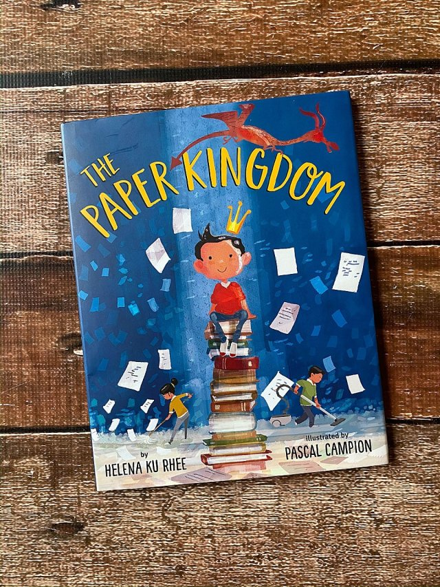 The Paper Kingdom review.