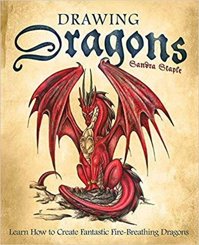 Drawing dragons is the perfecgt book for your dragon-loving kids