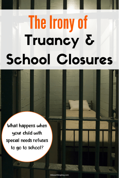 Did you know a child with severe special needs can still be referred for truancy?