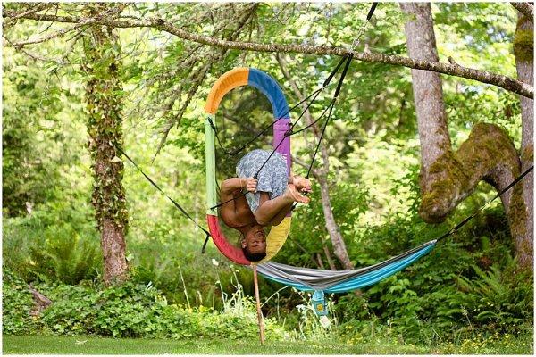 Mordecai on swing
