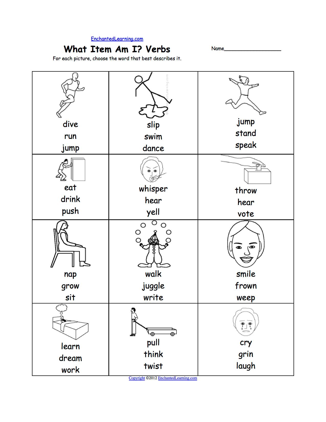 New 33 Worksheet On Tenses For Grade 3
