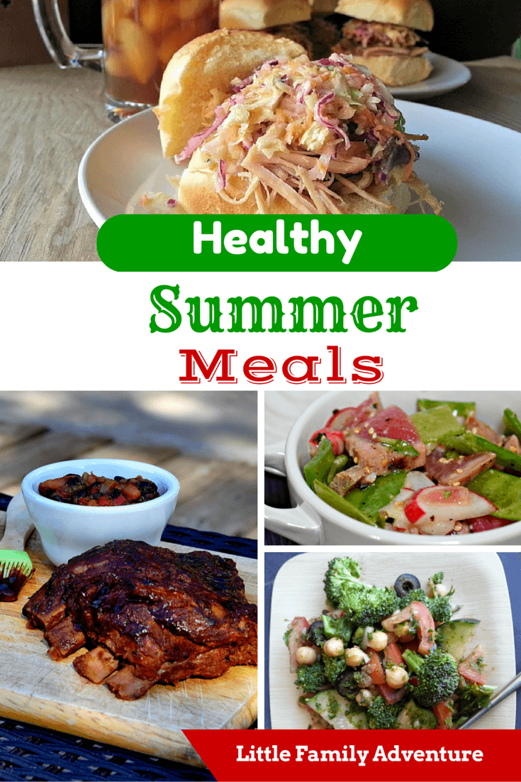 Want Healthy Summer Meals Here Are 28 Dinner Ideas For