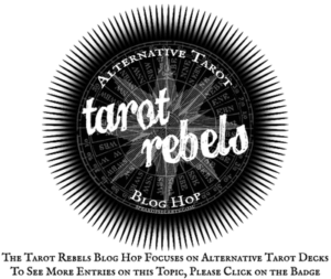 Click here to see other great posts by fellow Tarot Rebels!
