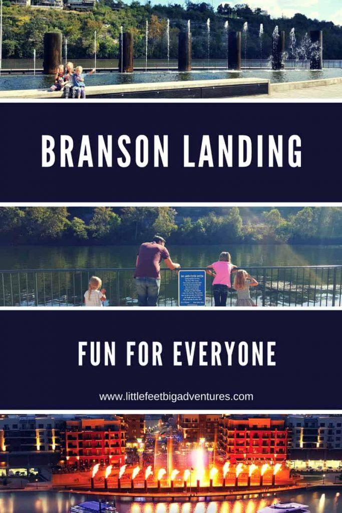 Branson Landing - Fun For Everyone