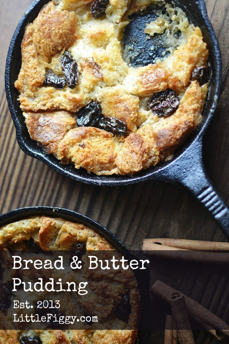 #ComfortFood - #BreadPudding
