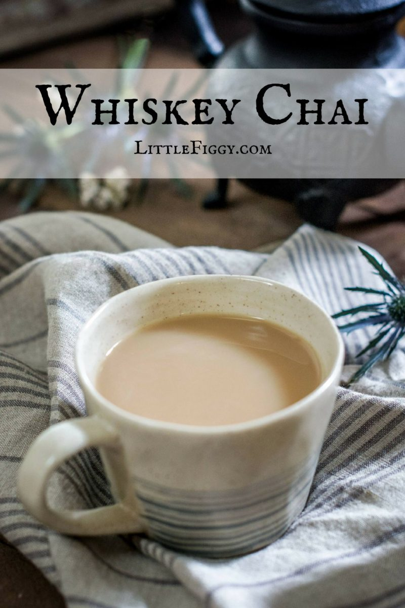 Whiskey Chai Recipe