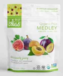 Fruit Bliss Organic Fruit Medley