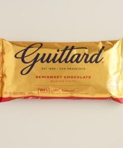 Guittard Semisweet Chocolate Chips