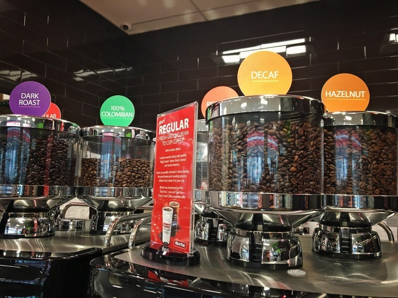 Gorgeous Caffeine from @RaceTrac ready to start your Early Bird Mornings off right! #ad