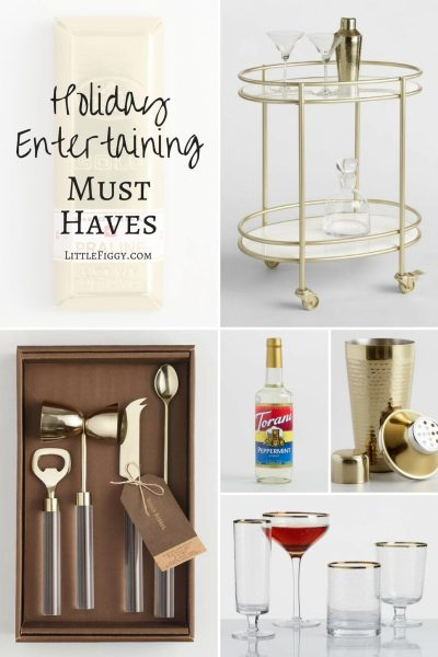 Golden Bell Scavenger Hunt with Cost Plus World Market