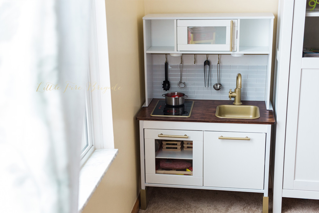 Duktig IKEA Play Kitchen Makeover | DIY Project - Wear Love ...