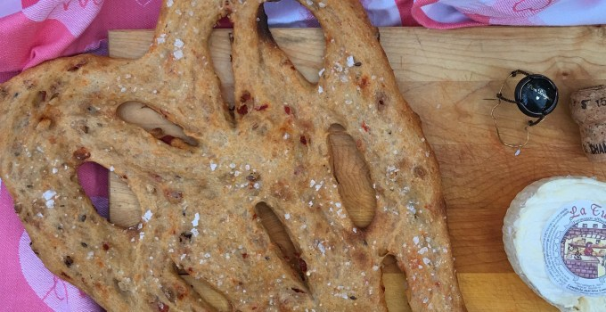 Fougasse: Bread from the Heart