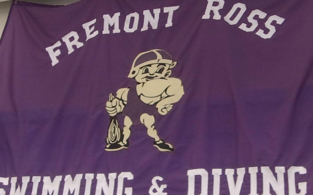 Swim programs sending 20 athletes on to district meet