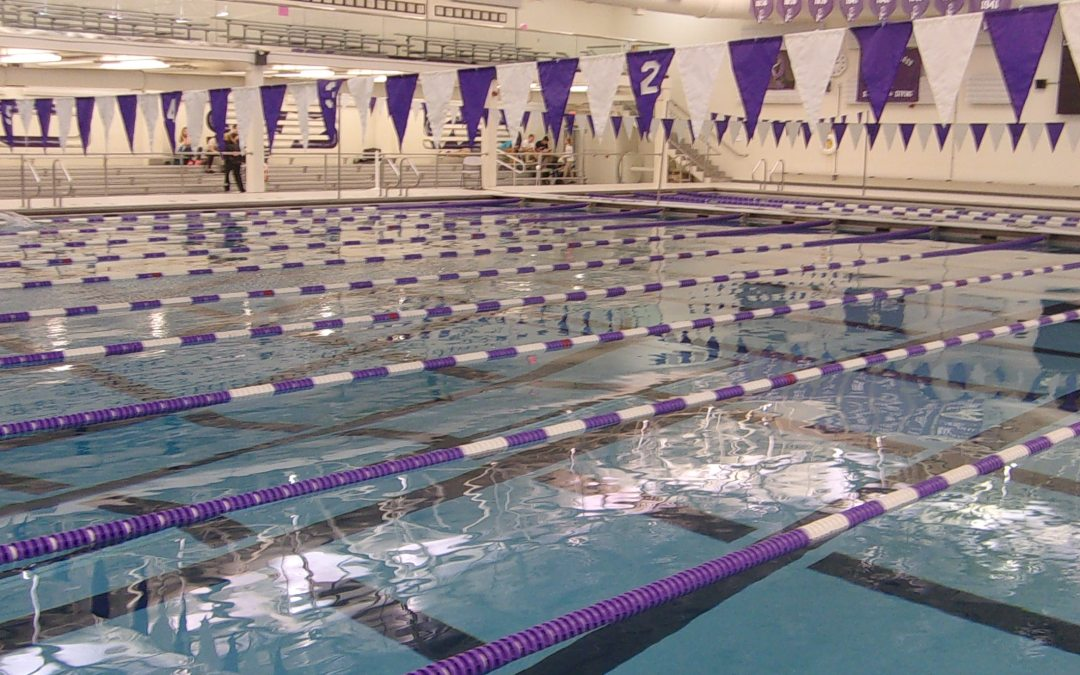 Swim team open 2019 with dominant showing in win over Oak Harbor