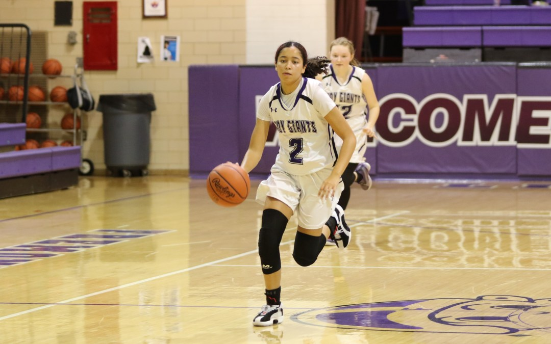 Mylah Williams nets 17 in a win over Lima