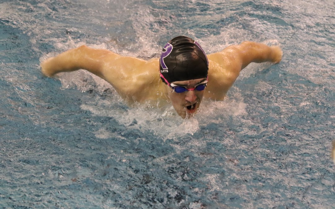 Aqua Giants cruise to Victory in Tri-meet with Oak Harbor and Marion Harding