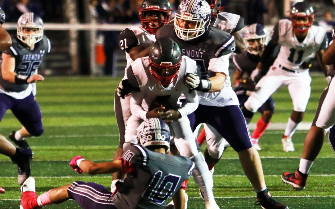 4th Quarter Morale Switch Leads to Win for Central Catholic