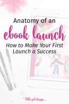 Anatomy of an eBook Launch